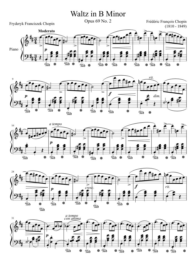 Recital Programmes