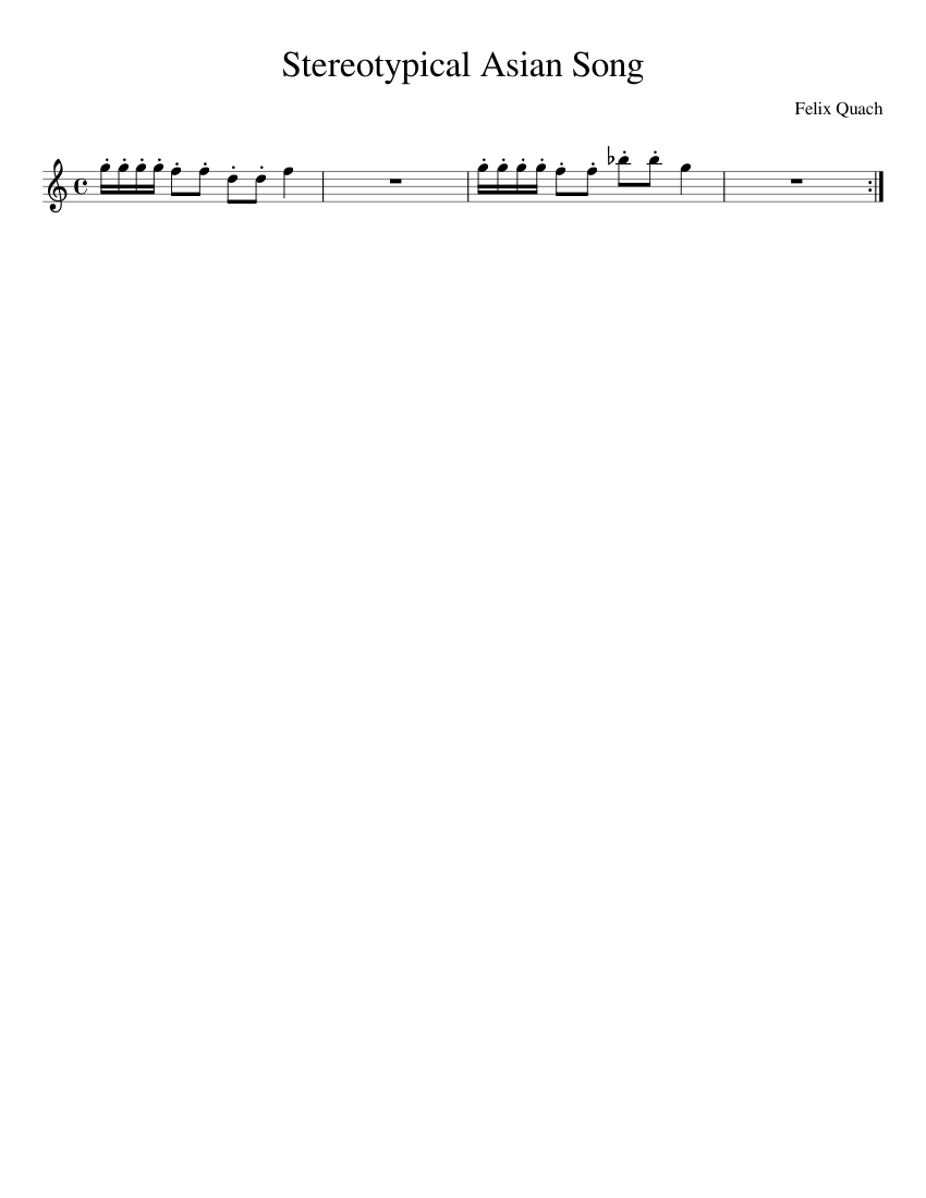 asian-free-sheet-music