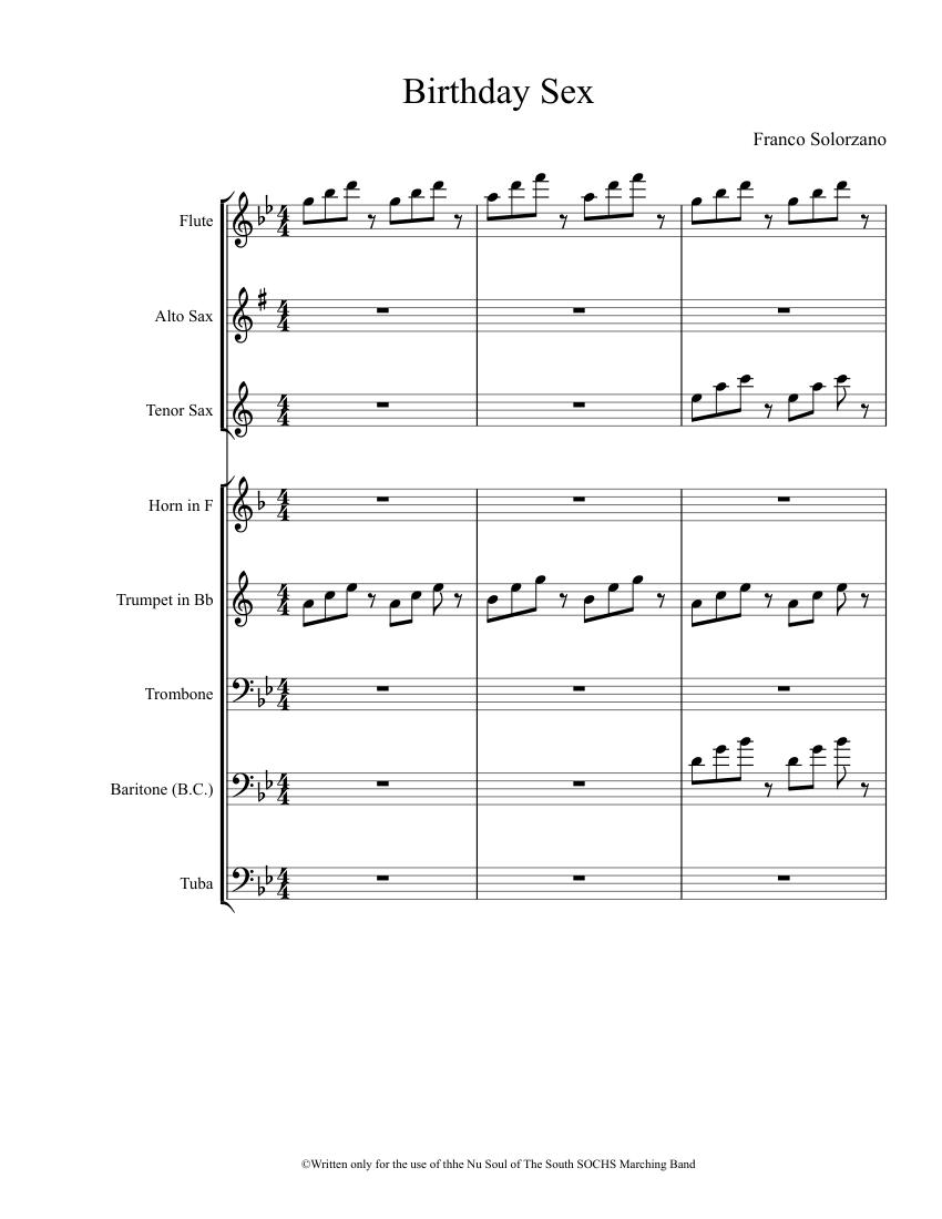 birthday-sex-piano-sheet-music-black-african-naked-ladies