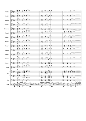 This Is Me - The Greatest Showman (SATB) sheet music for