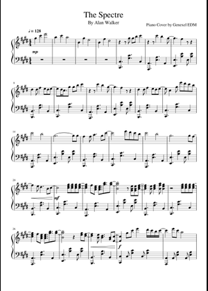 Rewrite the Stars Piano Cover sheet music for Piano download