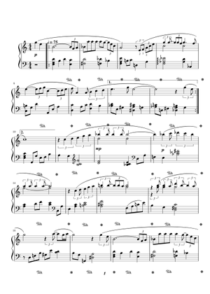 Erroll Garner sheet music free download in PDF or MIDI on