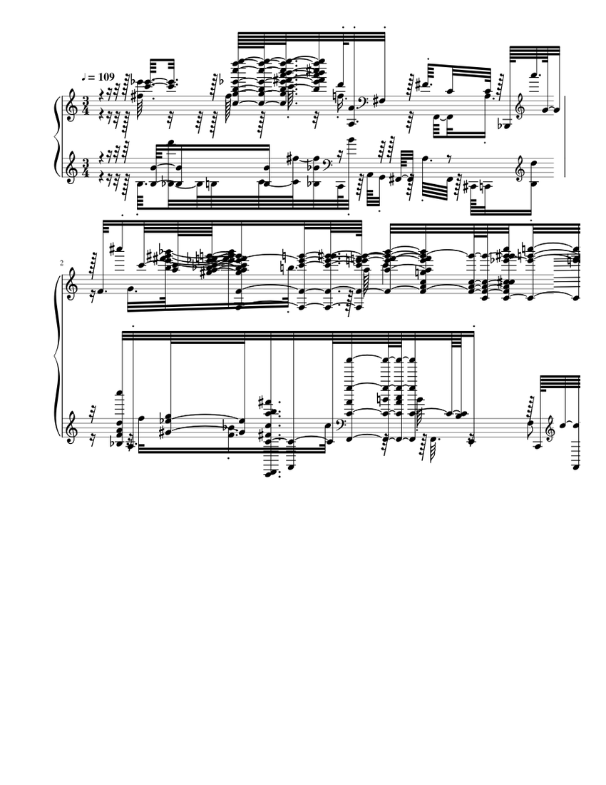 Guess the Midi! (#1) sheet music for Synthesizer download