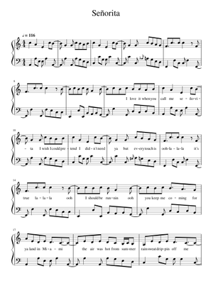 Shawn Mendes Sheet Music Free Download In Pdf Or Midi On Musescore Com