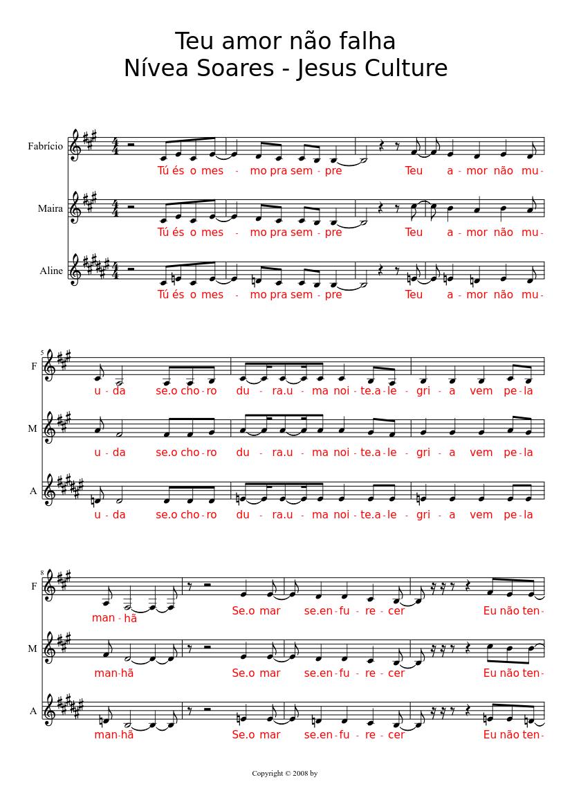 AMOR FALHA TEU BAIXAR SOARES NAO NIVIA MUSICA