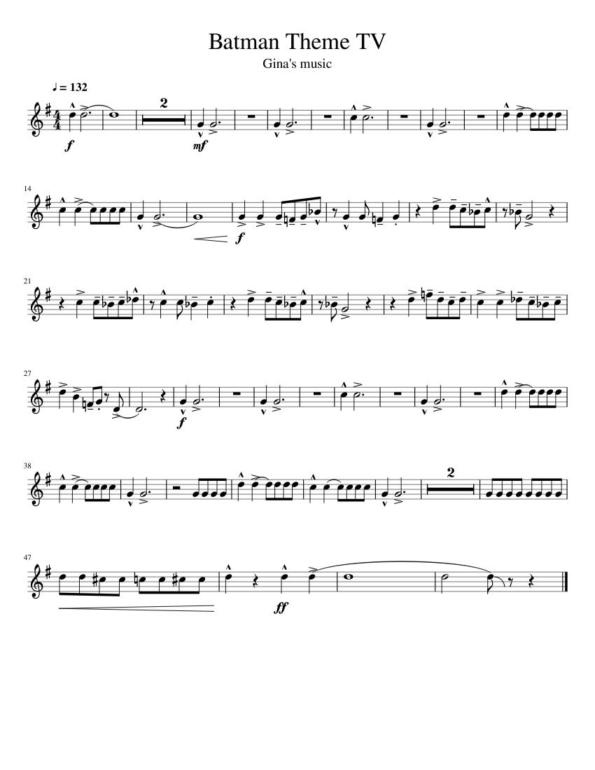 Batman Musik
