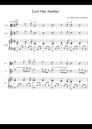 EFY Medley sheet music for Piano download free in PDF or MIDI