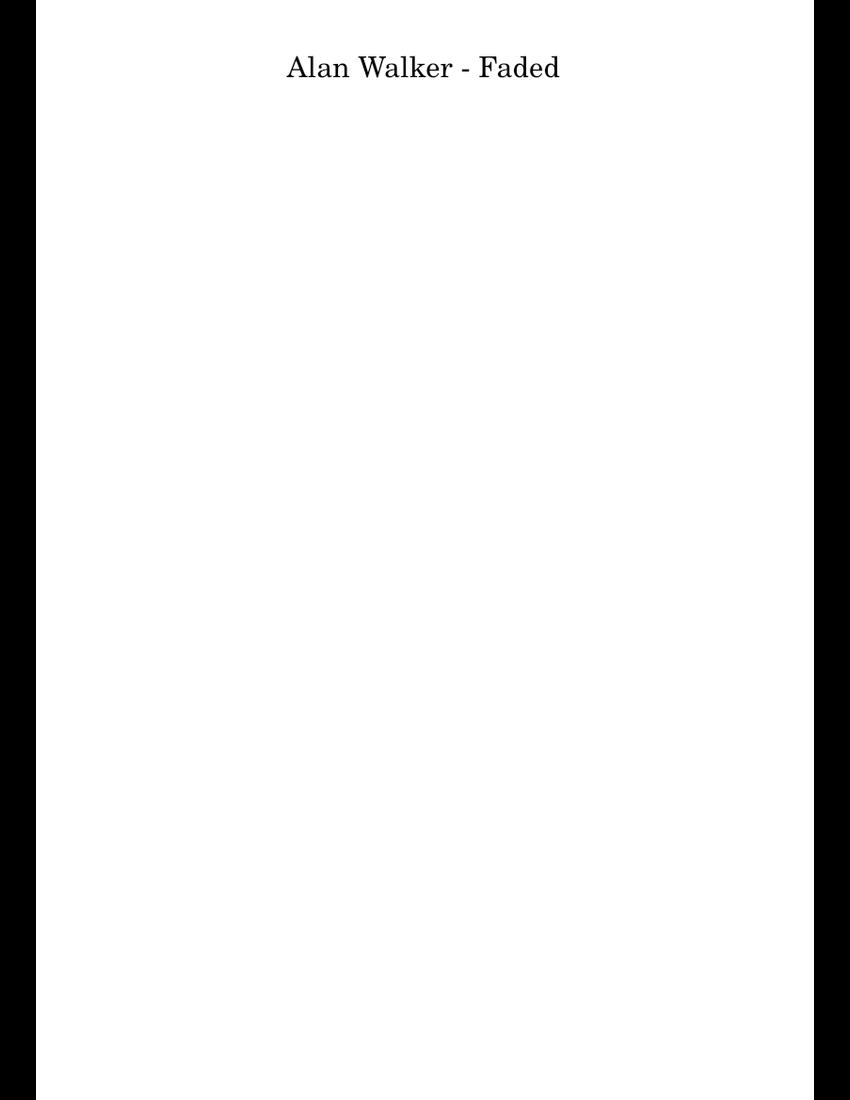flute faded guitar tutorial - HD850×1100
