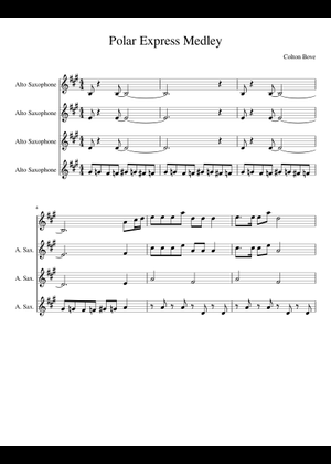 How Far Ill Go Sheet Music For Alto Saxophone Download Free